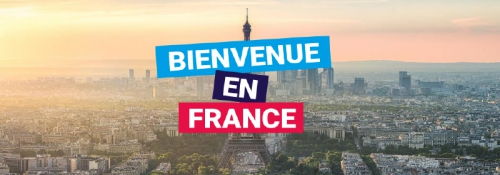 Bienvenue en France, campagne de communication de Campus France