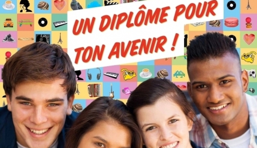 Inscriptions aux examens  DELF Junior: session Février 2020.